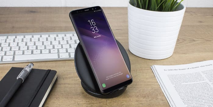 Chargeur Induction Samsung S9