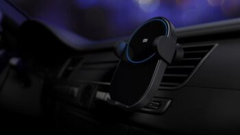 Chargeur Induction Voiture Xiaomi Mi