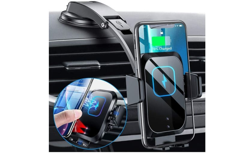 Chargeur Induction Voiture Iphone
