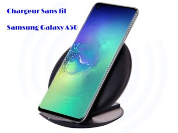Chargeur Sans Fil Galaxy A50